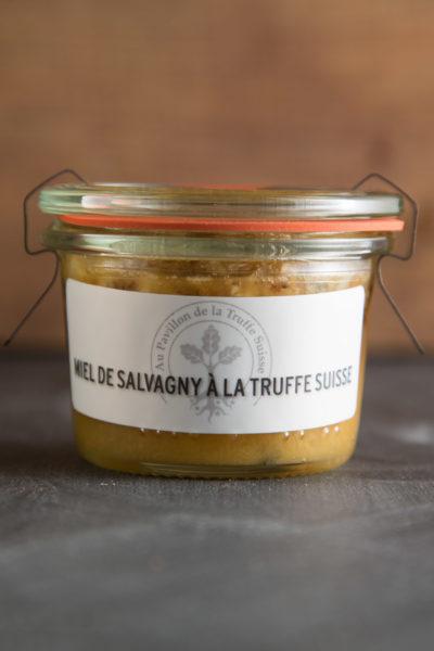 Miel de Salvagny à la Truffe Suisse